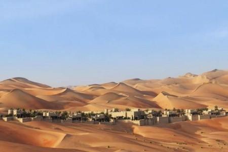 Qasr Al Sarab Desert Resort By Anantara - Snídaně