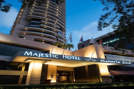 Majestic Tower Hotel Dubai