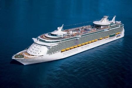 Usa, Mexiko, Kajmanské Ostrovy Na Lodi Independence Of The Seas - 393881609