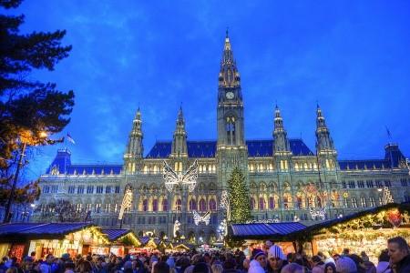 Adventní Vídeň (autobusem z Ostravy) - zájezdy