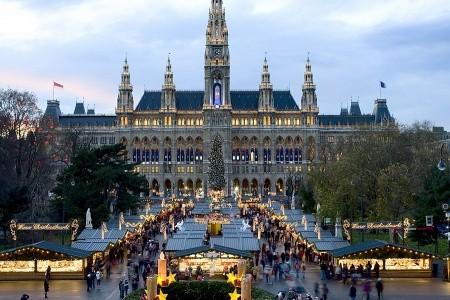 Adventní Vídeň (autobusem z Brna) - levně