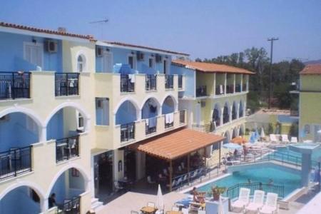Vossos Hotel Apartmens - apartmány u moře