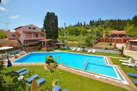Alex Katerina Apartments, Řecko, Korfu