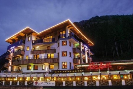 Sporthotel Piz Buin - Rakousko - dovolená