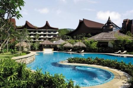 Shangri-La´s Rasa Sayang Resort & Spa Snídaně Last Minute