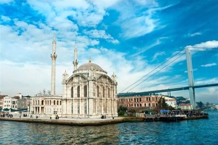 Víkend v Istanbulu - hotely 5*