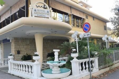Hotel Ariminum, Itálie, Rimini