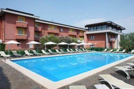 Hotel Oliveto Itálie Lago di Garda last minute, dovolená, zájezdy 2018