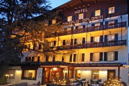 Hotel Pinzolo-Dolomiti Itálie Trentino last minute, dovolená, zájezdy 2018