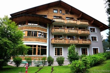 Hotel Ribno - v červnu