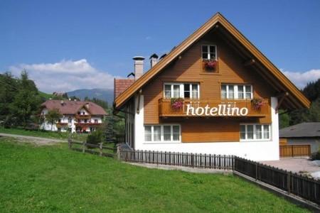 Residence Hotellino Itálie Kronplatz / Plan de Corones last minute, dovolená, zájezdy 2018