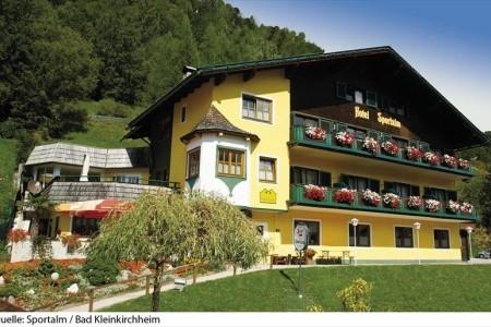 Hotel Sportalm V Bad Kleinkirchheim - Last Minute a dovolená