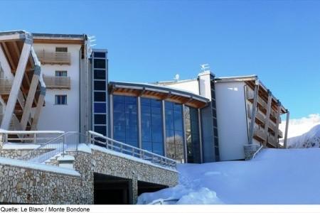 Hotel Le Blanc V Monte Bondone - 300 M Od Lanovky, Itálie, Trentino