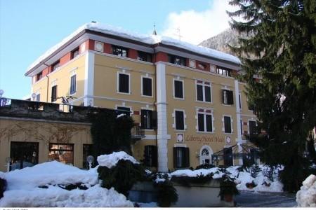 Hotel Liberty V Male - v dubnu
