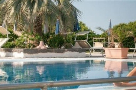 Park Hotel Terme Romantica, Itálie, Ischia