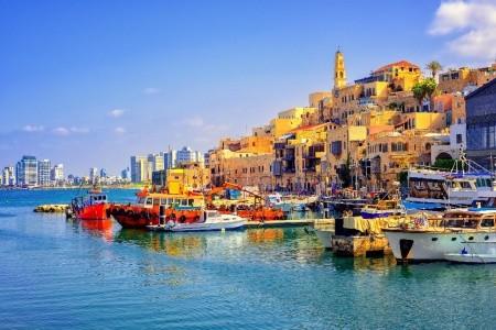 Mrtvé moře a metropole Izraele Polopenze First Minute