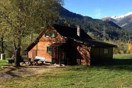 Ferienhaus Armin's Hütte