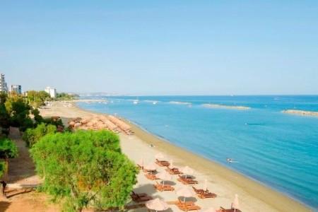 Kapetanios Limassol - letní dovolená