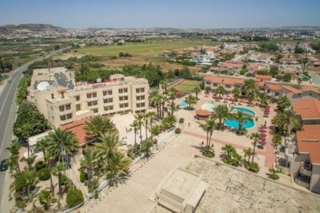 Henipa Crown Resort, Kypr, Larnaca