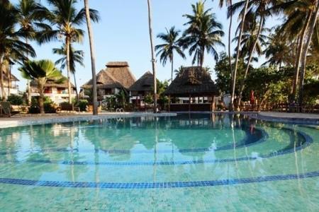 Paradise Beach Resort, Zanzibar, Uroa