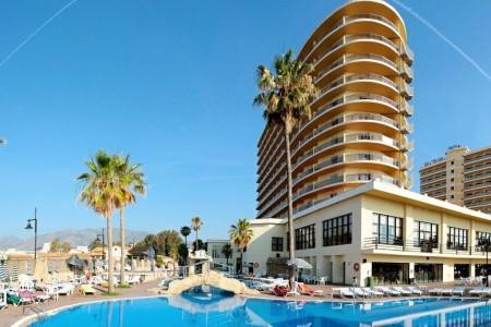 Marconfort Beach Club Hotel - v říjnu