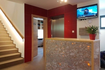 Appartements Onyx - v dubnu