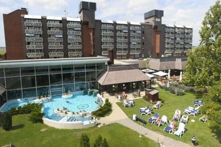Danubius Health Spa Resort Bük, Maďarsko, Západ od Dunaje
