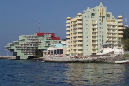Interhotel Pomorie, Bulharsko, Slunečné Pobřeží