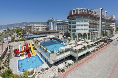 Asia Beach Resort & Spa, Turecko, Alanya