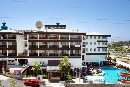 Holiday City Hotel - Side - Turecko