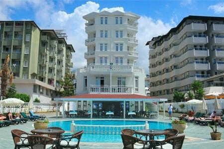 Azak Hotel Alanya, Turecko, Turecká riviéra