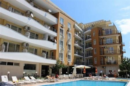 Blue Marine Aparthotel - apartmány