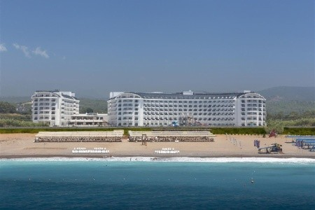 Calido Maris Beach Resort, Turecko, Alanya