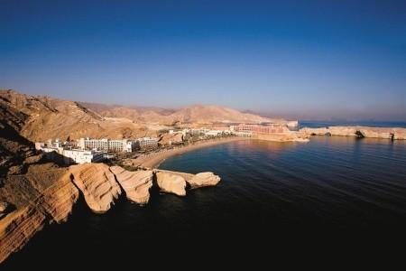 Shangri-La Barr Al Jissah Al Waha - Dovolená