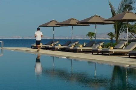 Kempinski Hotel Muscat - Omán v září