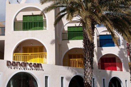 Pandream Hotel Apartments - invia
