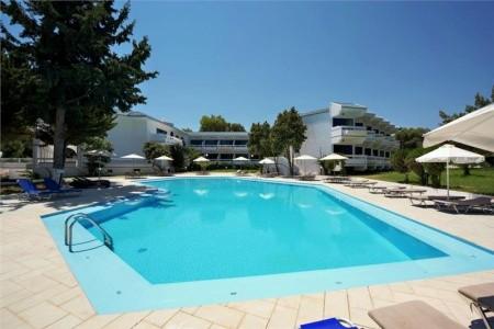 Larisa Boutique & Resort (Ex. Rhodes Lykia), Řecko, Rhodos
