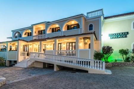 Bozikis Palace - letní dovolená u moře