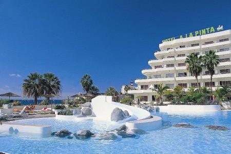 Hovima La Pinta Beachfront Family Hotel, Kanárské ostrovy, Tenerife