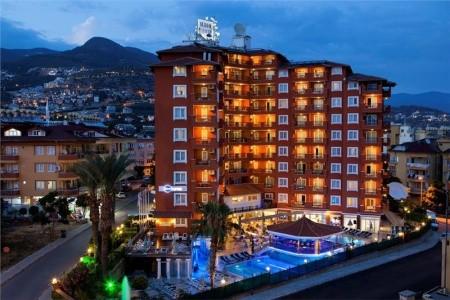 Villa Moon Flower Aparts & Suites - apartmány