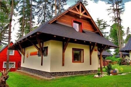 Domečky Tatry Holiday - v dubnu