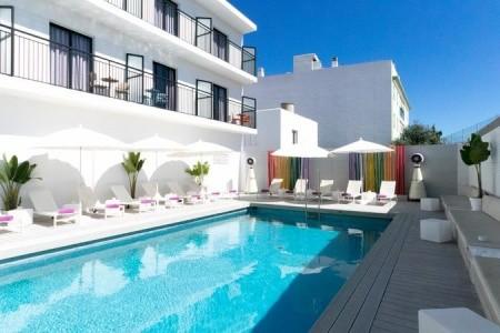 The Purple Hotel By Ibiza Feeling - letecky