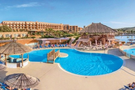 Ramla Bay Resort, Malta,