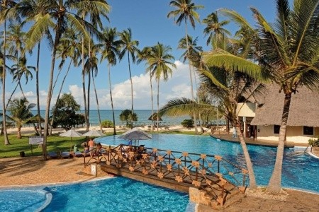 Ocean Paradise Resort - v únoru