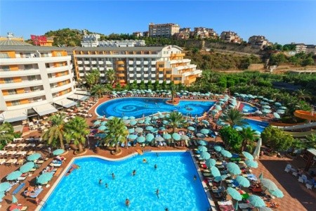 My Home Resort Hotel, Turecko, Turecká Riviéra