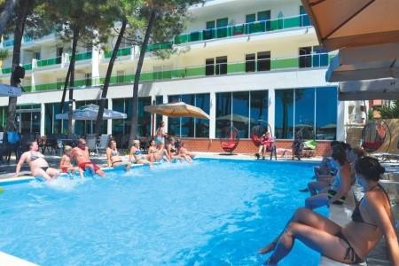 Ibiza - v červenci