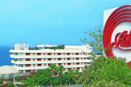 Rubi Hotel, Turecko, Turecká riviéra