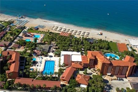 Club Turtas Beach Hotel, Turecko, Turecká riviéra