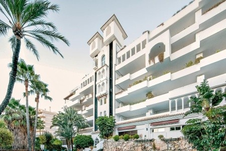 Monarque Sultán Aparthotel - apartmány