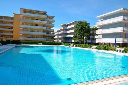 Rezidence Valbella S Bazénem Ag– Bibione Spiaggia - Last Minute a dovolená